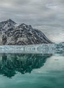 Knud Rasmussen Glacier, King of the Arctic Ocean!