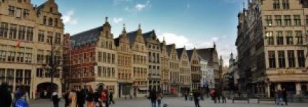 Antwerpen: a tasty blissfull experience!