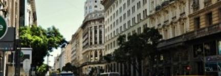 Buenos Aires' good air