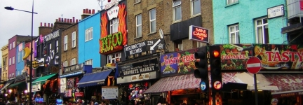 London, how it all began