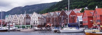 Bergen, my Norwegian love