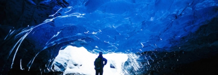 Unbelievable places: The Ice Cave of Iceland
