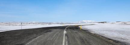 Road trip across Iceland, Day 3, Seydisfjordur- Akureyri