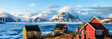 Greenland, at the edge of the Wild!