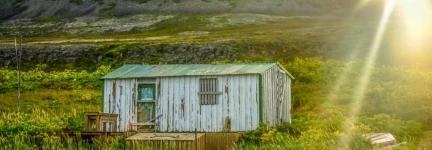 Hesteyri, Iceland's forgotten village