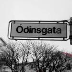 Odinsgata Reykjavik