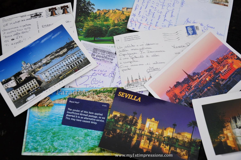 get a postcard