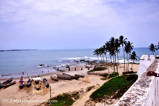 Elmina beautiful shores