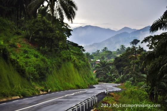 Embracing Cameroun Nature