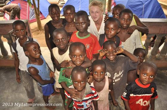 Kids of Cameroun