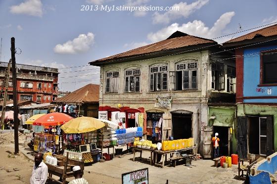 Nigerian urban landscapes