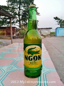 Ngok, the local beer