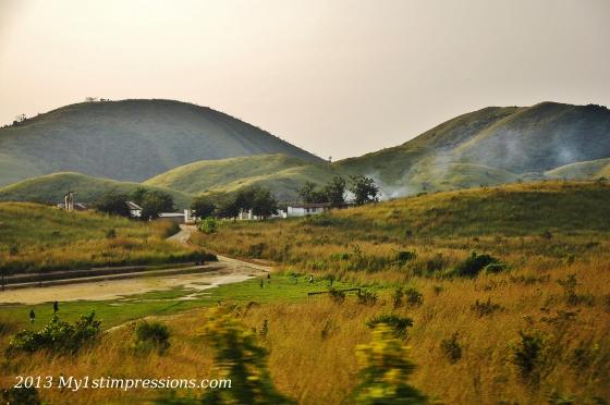 Amazing landscapes of DRC