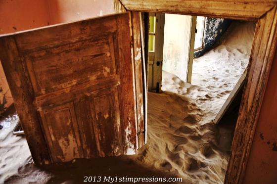 Sandy doors