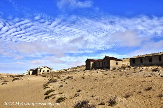 Kolmanskop of the desert