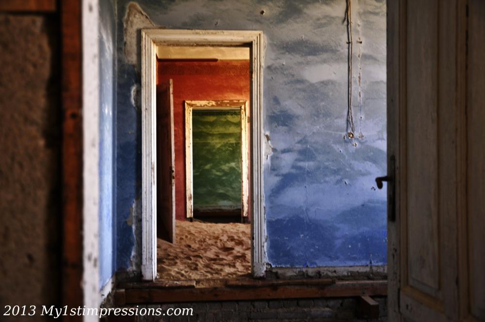 Ghost doors
