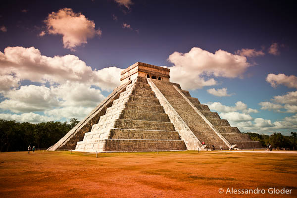 Chichen Itza, Mexico: one month between nature and Maya ruins