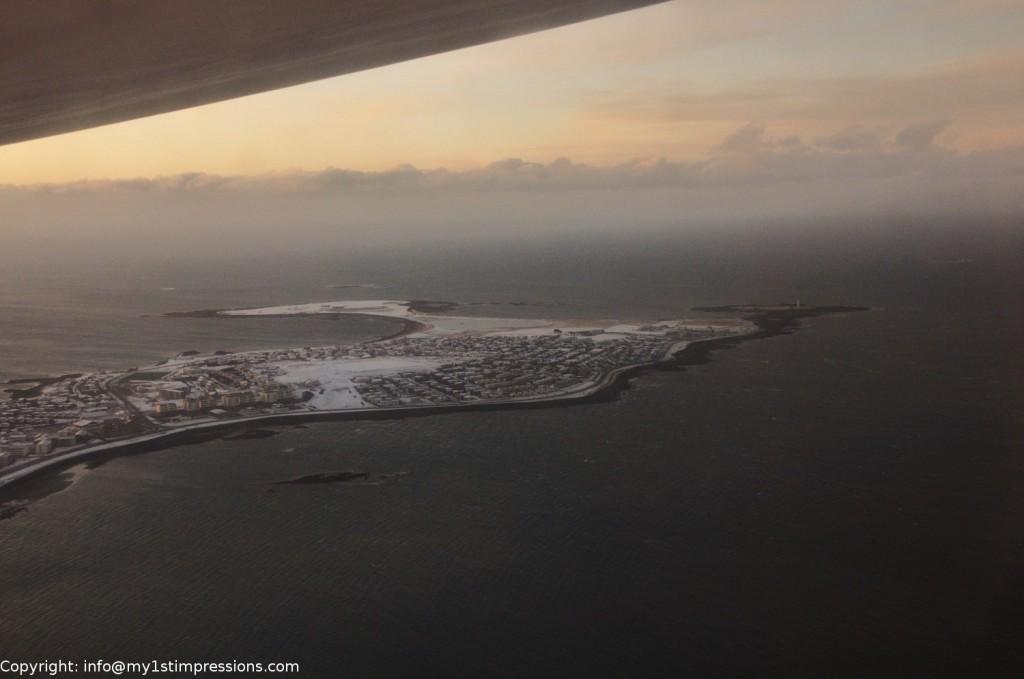 Leaving Reykjavik, destination Isafjordur
