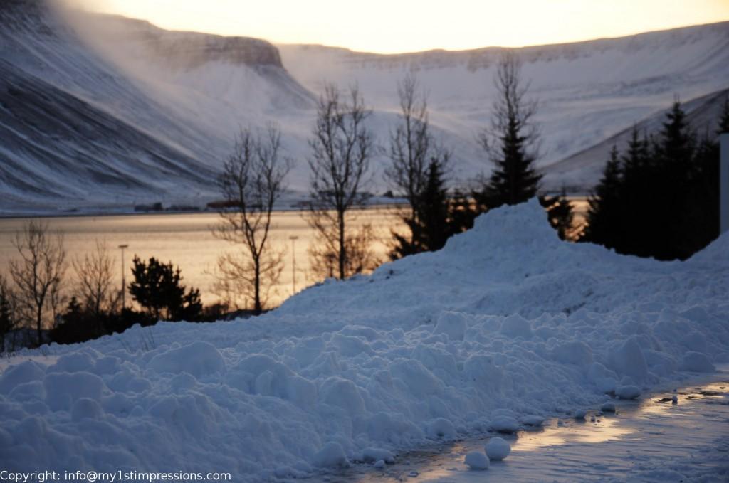 Gorgeous Isafjordur!
