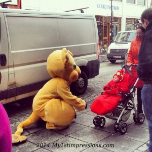 Reykjavik Street life