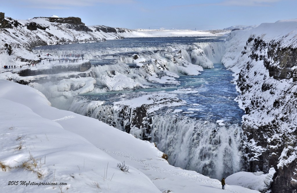 Cold but gorgeous: this is Iceland in winter