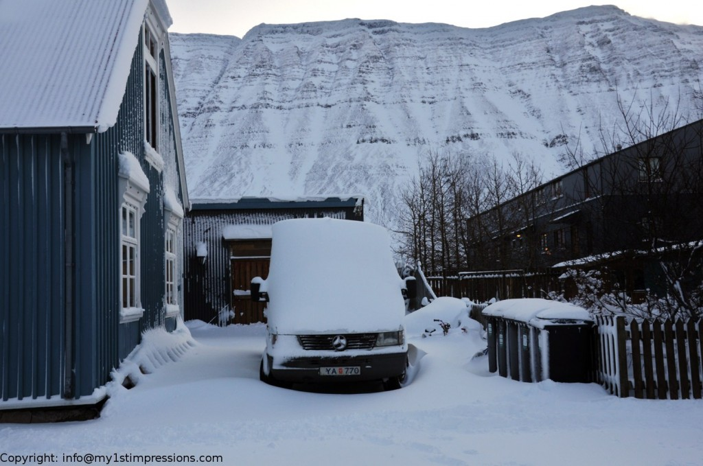 My_1st_impressions_winter in Isafjordur
