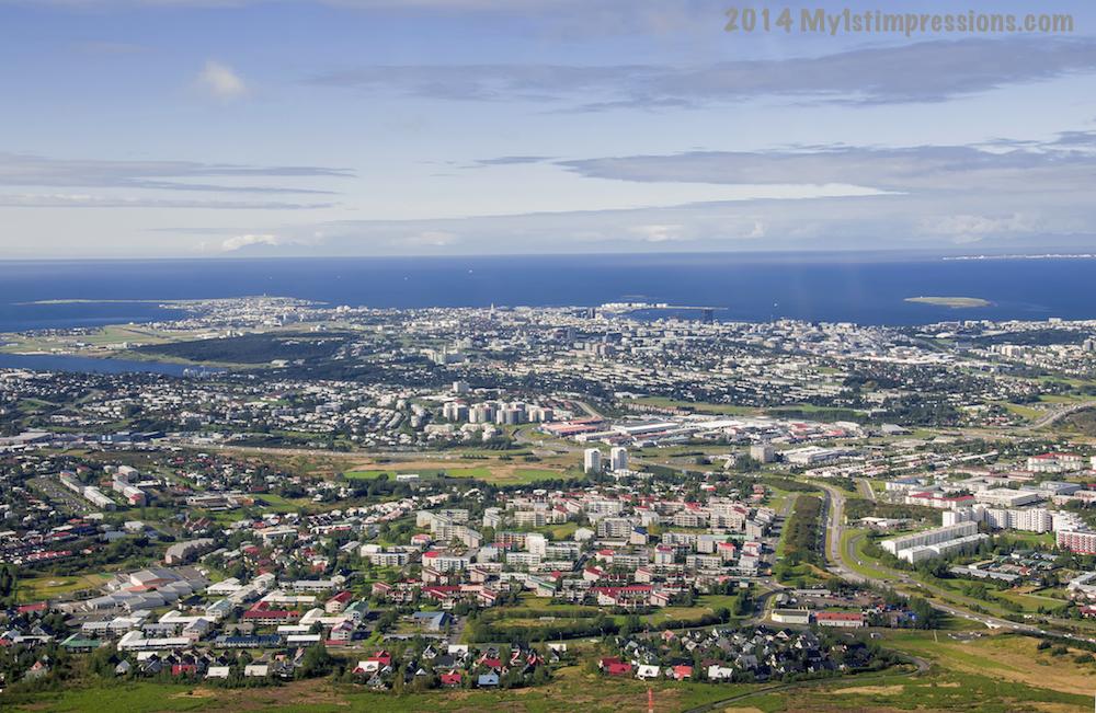 My_1st_impressions_Reykjavik