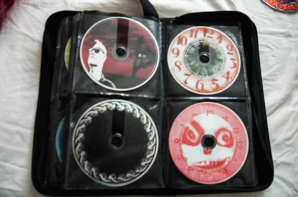 My cds, my precious!