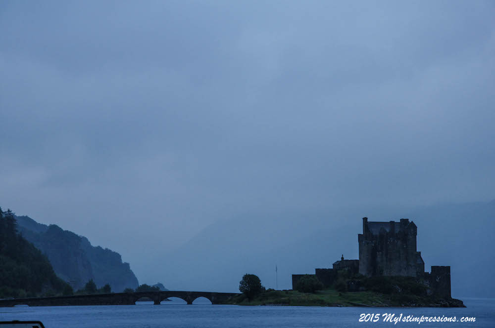 The most loved castle of Scotland