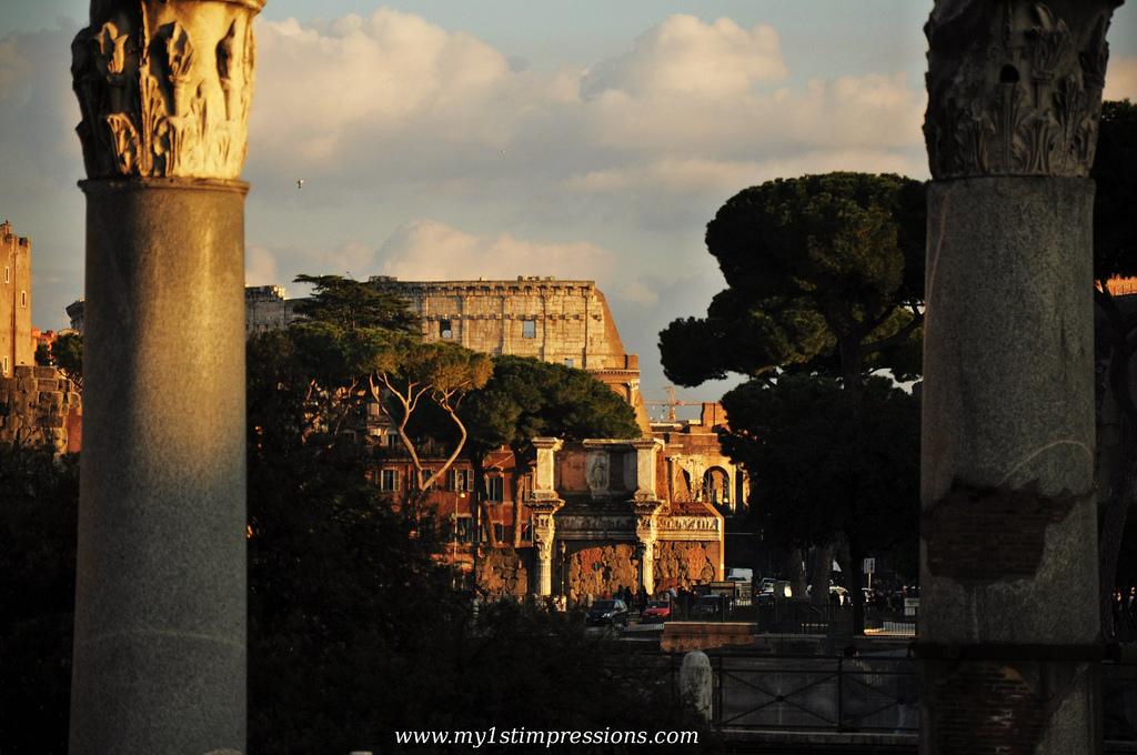 Home, Rome.