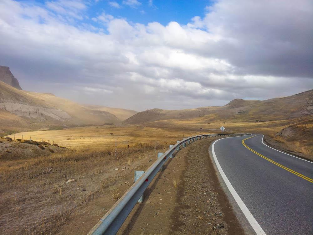 Argentina empty world