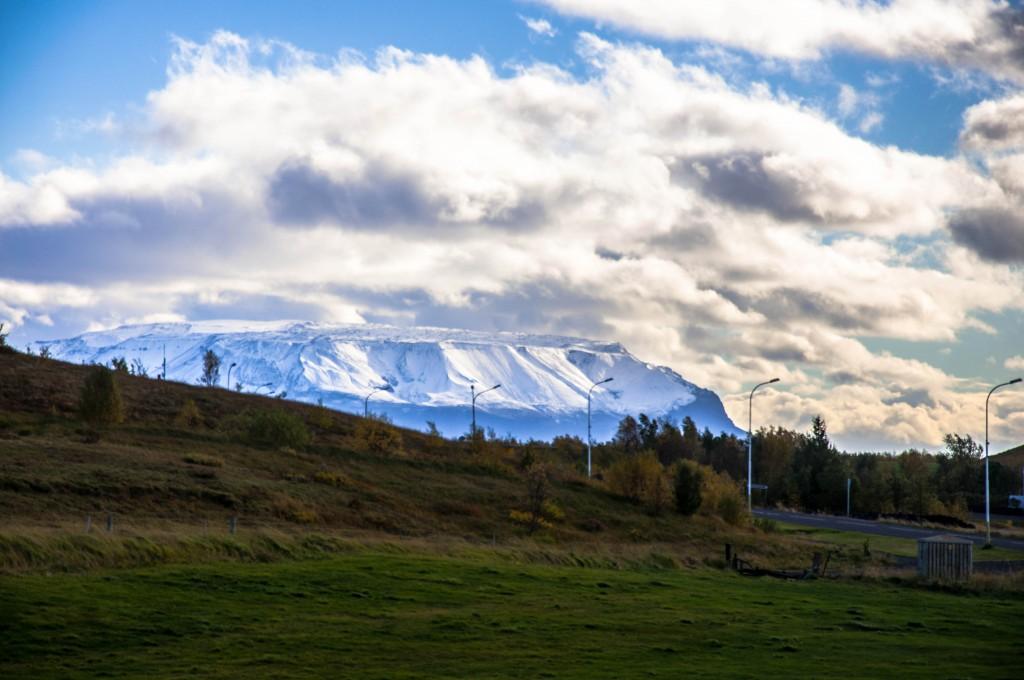 Myvatn Blue Mountain