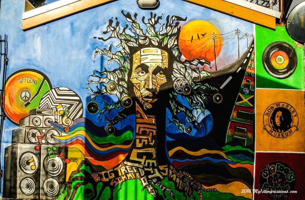 Jamaica, Bob Marley