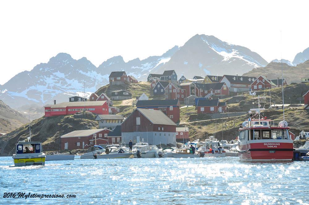 Tasiillaq, East Greenland