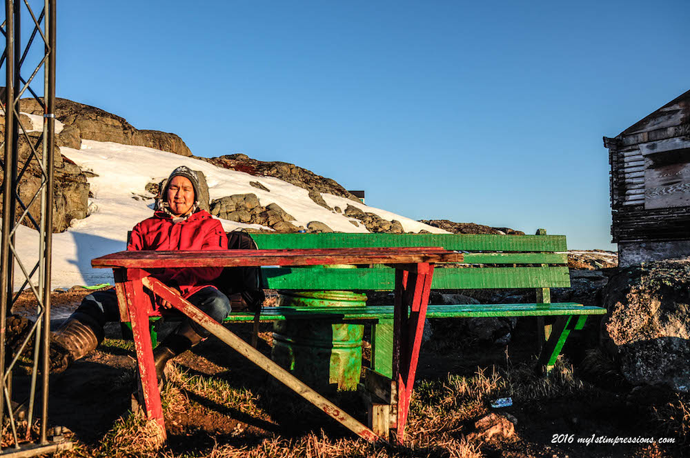 Kulusuk, Greenlandic people