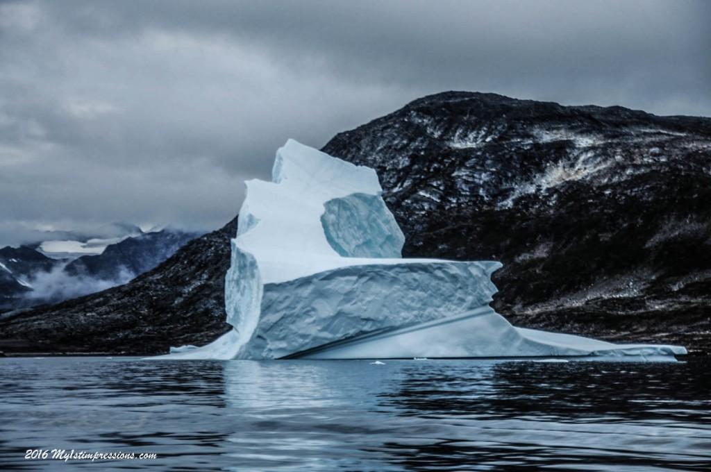 iceberg, greenland,