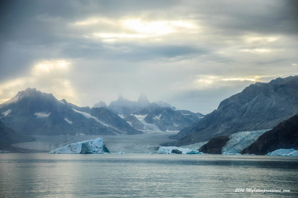 Greenland, Glaciers, global warming