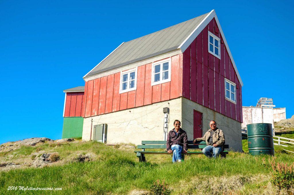 Kulusuk, greenland, Inuit