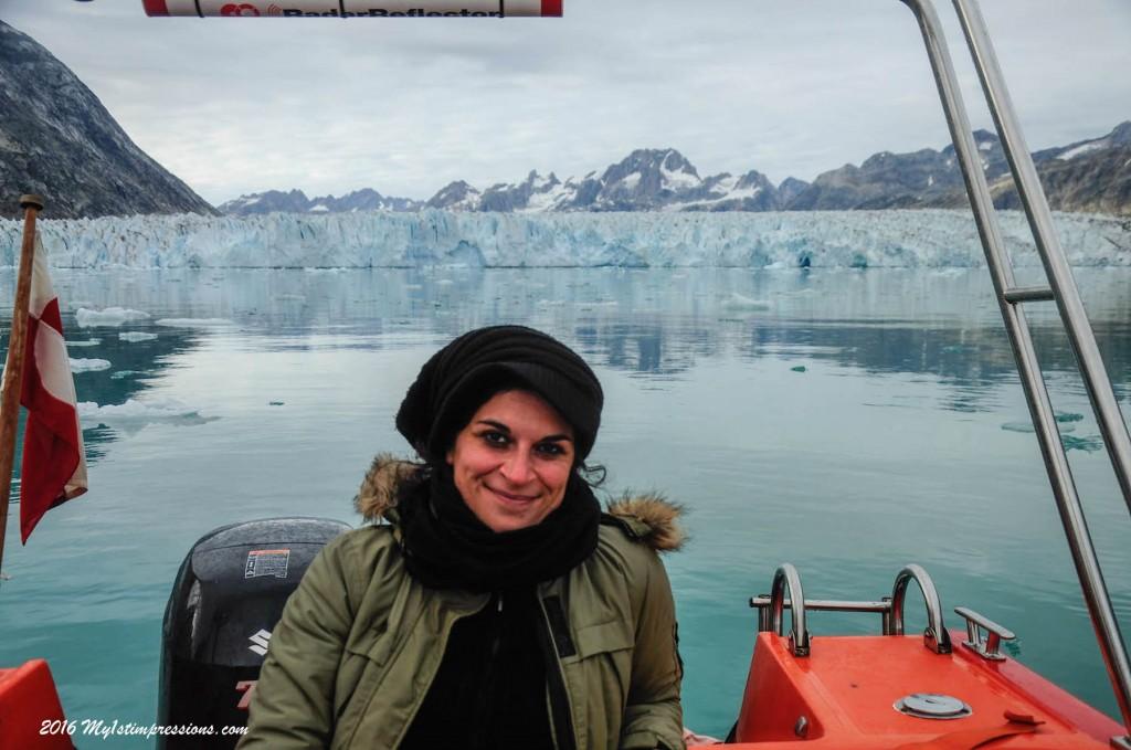 Glacier, Greenland,