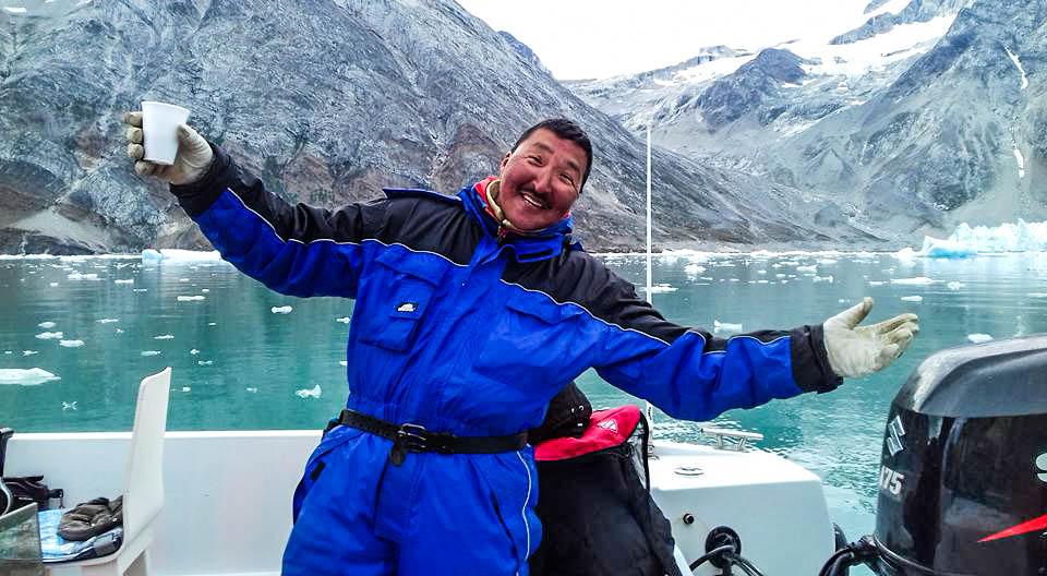 Inuit, Greenland, kulusuk