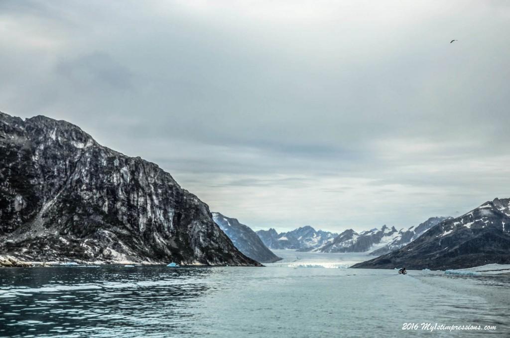 Knud Rasmussen Glacier, Greenland, Glaciers, Kulusuk