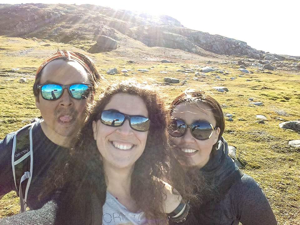 Amici, Groenlandia