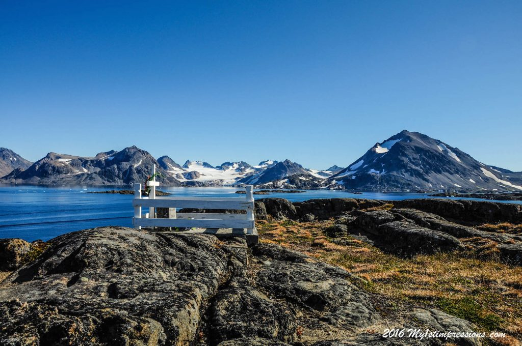 Religion, Greenland, kulusuk, cemetery