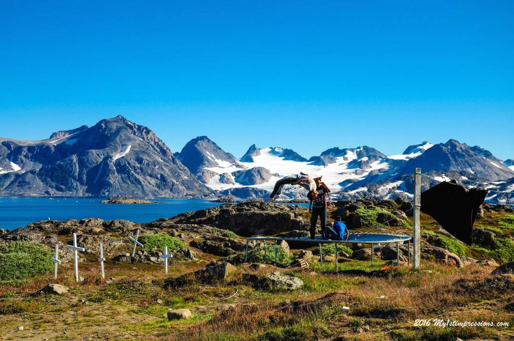 Cimiteri in Groenlandia