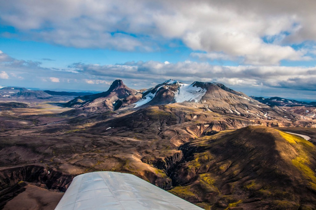 Iceland, mountains