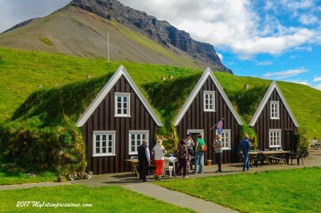 Westfjords, iceland, houses