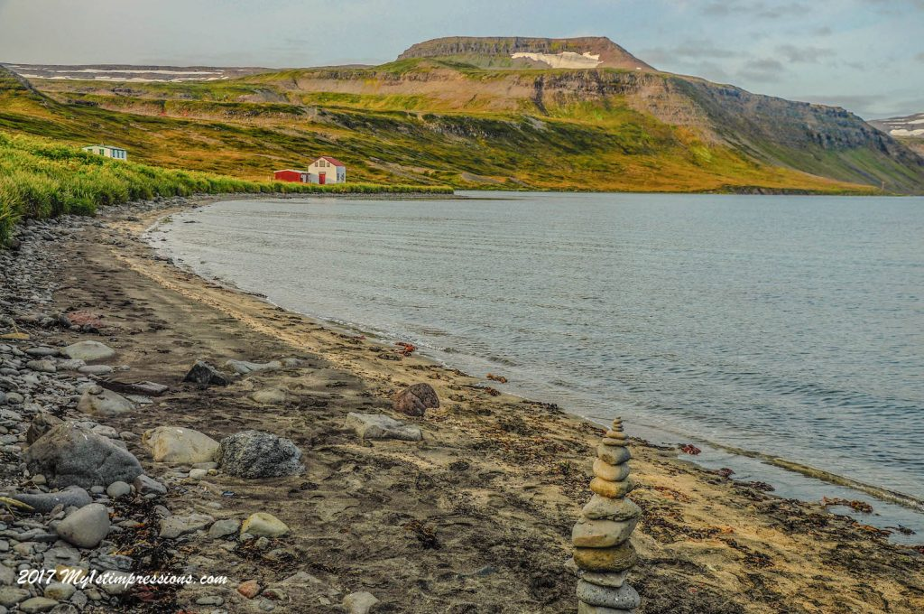 Hesteyri, Hornstrandir, westfjords, iceland