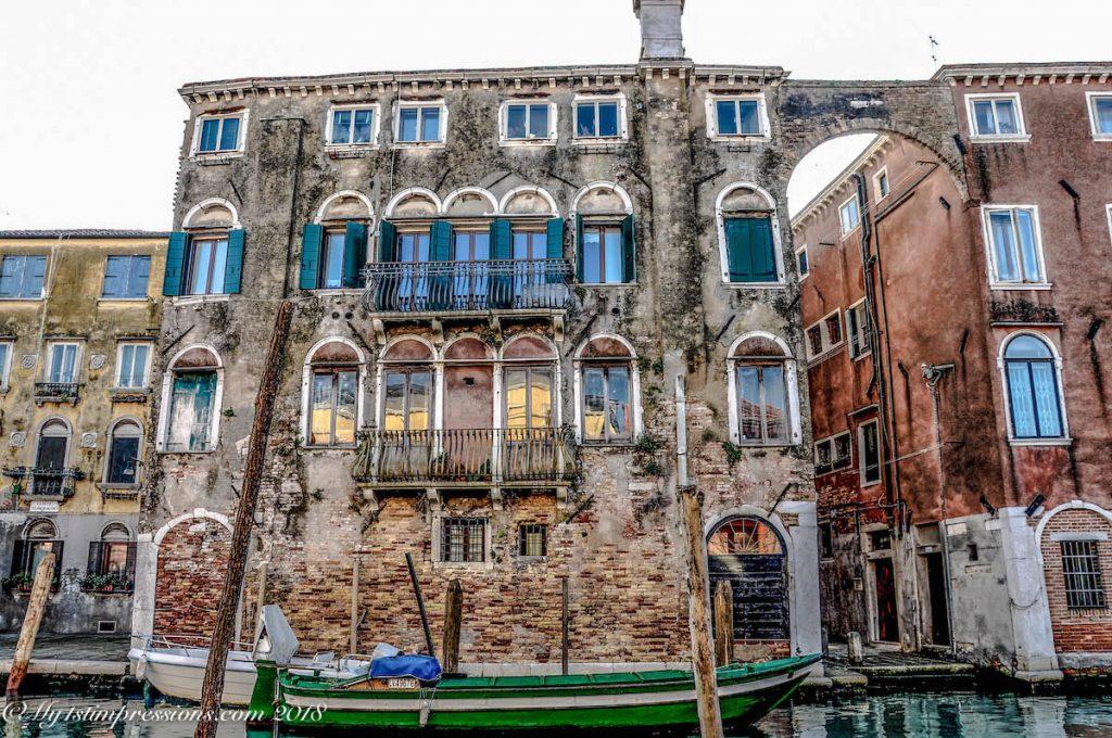 Architecture style, Venice