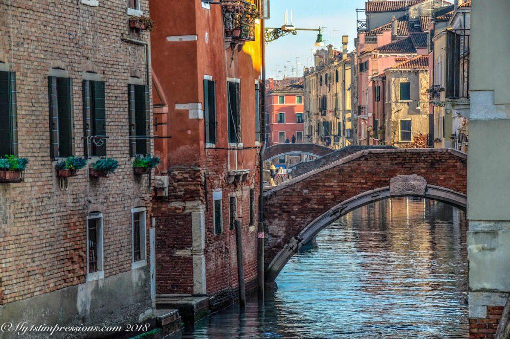 Venice, canals, bridges, ponti, canali, venezia