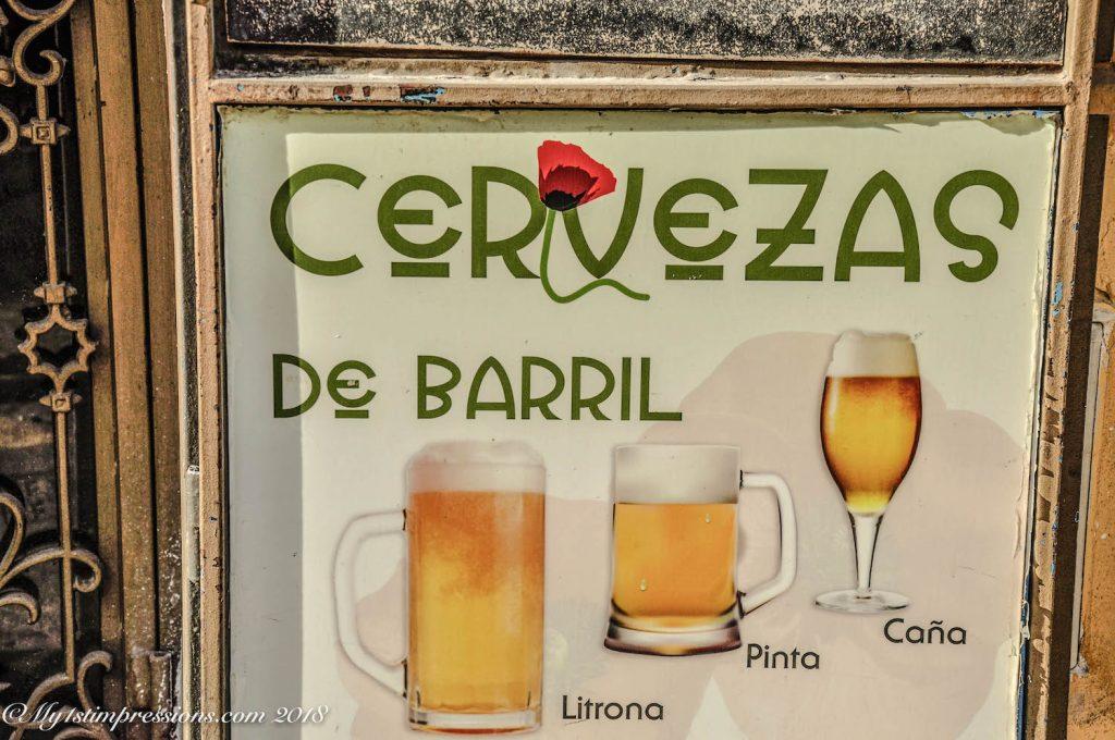 beer, alicante, spain
